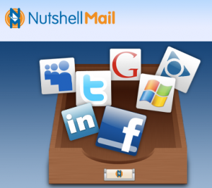 nushellmail 300x267 Nutshell Mail: Tool For Coping with Information Overload